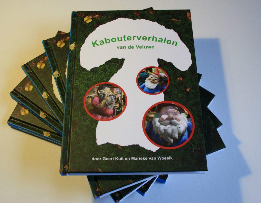 Harsbouterdorp heeft een eigen boek. Mooi he!